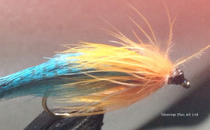 Scotch Poacher Custom-tied Dozen -Fly Fishing Trout Flies Silvereye Flies