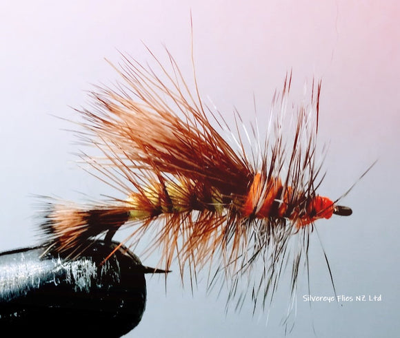 Stimulator  Custom-tied Dozen -Fly Fishing Trout Flies Silvereye Flies