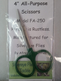 Scissors and Tools -Fly Fishing Trout Flies Silvereye Flies