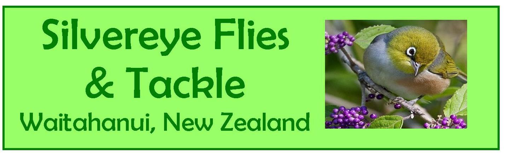 Silvereye Flies & Tackle