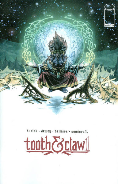 Tooth & Claw (2014) #1 Variant