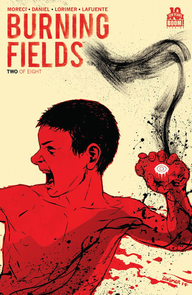 Burning Fields (2015) #2