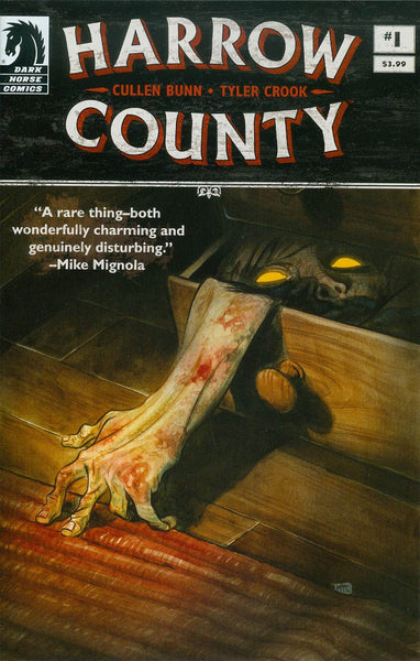 Harrow County (2015) #1 First Printing