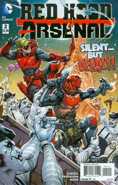 Red Hood Arsenal (2015) #2