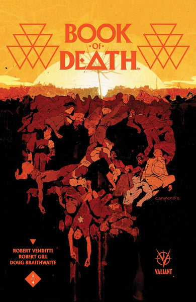 "Book of Death (2015) #1 ""Cover B"" Variant"