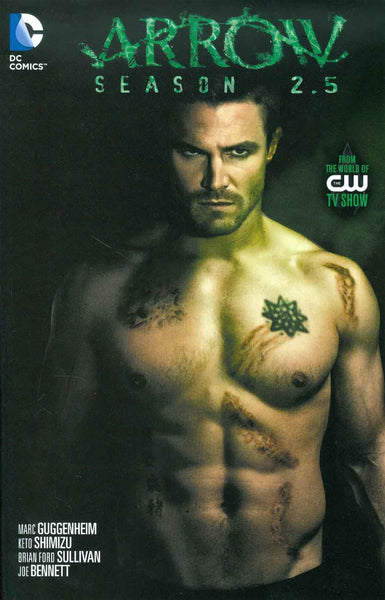 Arrow: Season 2.5 (2014) TP Vol. 1