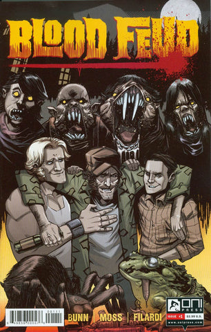 Blood Feud (2015) #1