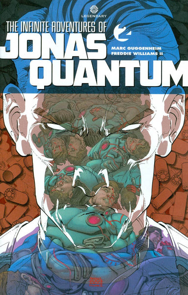 The Infinite Adventures of Jonas Quantum (2015) #2
