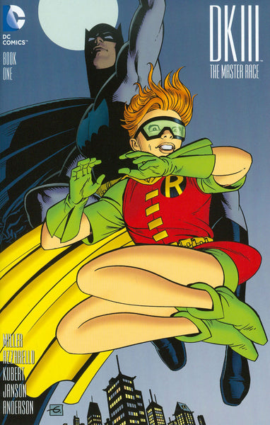 Dark Knight III (2016) #1 Dave Gibbons Variant