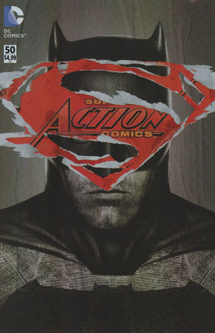 "Action Comics (2011) #50 ""Polybag"" Variant"