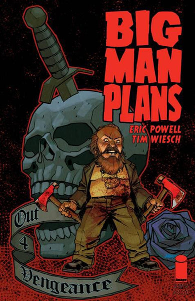 "Big Man Plans (2015) #2 ""Cover B"" Variant"