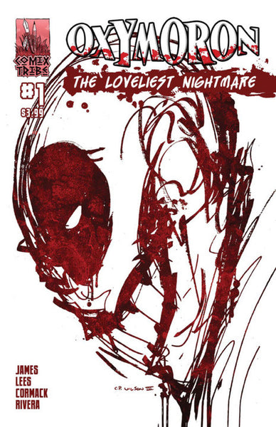 "Oxymoron: The Loveliest Nightmare (2015) #1 ""Cover B"" Variant"