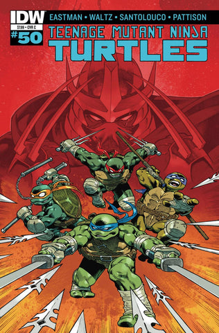 "Teenage Mutant Ninja Turtles (2011) #50 ""Cover C"" Variant"