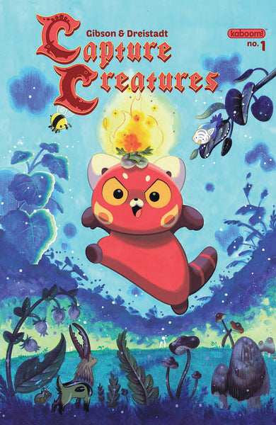 Capture Creature (2014) #1