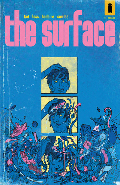 "The Surface (2015) #1 ""Cover A"" ""Image Display"" Variant"