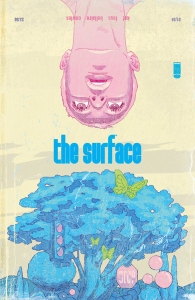 "The Surface (2015) #1 ""Cover C"" Variant"