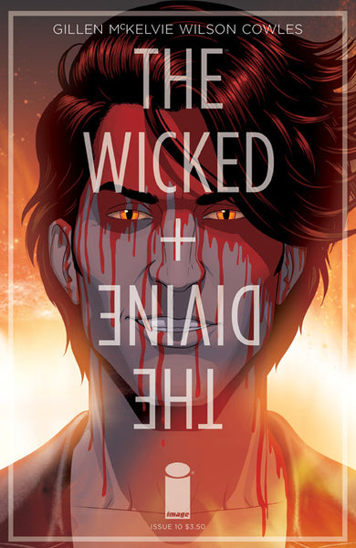 "The Wicked + The Divine (2014) #10 ""Cover A"" Variant"