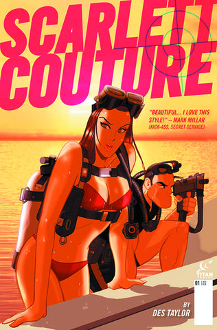Scarlett Couture (2015) #1