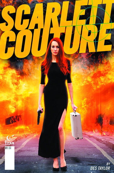 "Scarlett Couture (2015) #1 ""Subscription"" Variant"