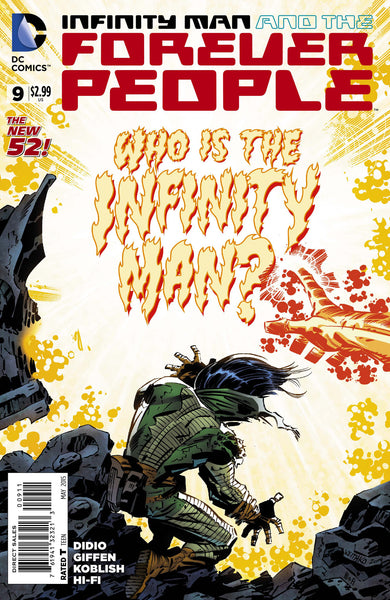 Infinity Man and the Forever People (2014) #9