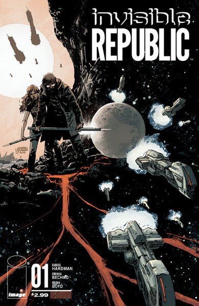Invisible Republic (2015) #1