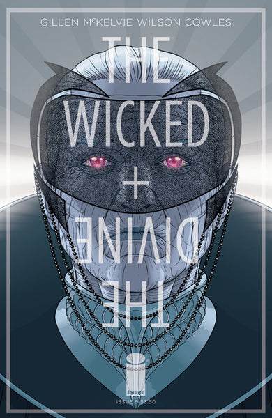 "The Wicked + The Divine (2014) #9 ""Cover A"" Variant"