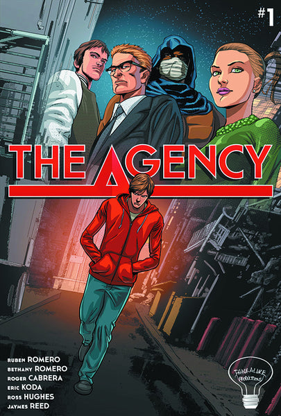 The Agency (2014) #1