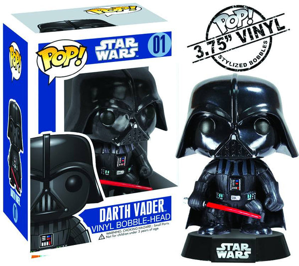 Darth Vader - Funko Pop - Vinyl Figure #01