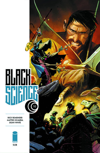 Black Science (2013) #10