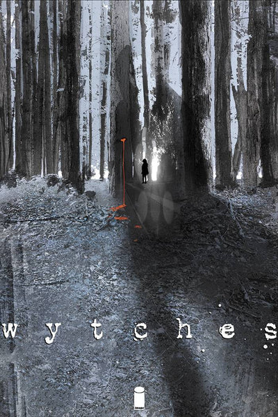 "Wytches (2014) #1 ""First Print"" Variant"