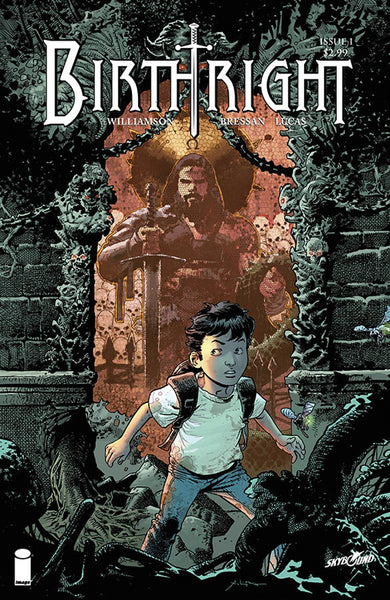 "Birthright (2014) #1 ""Second Printing"" Variant"