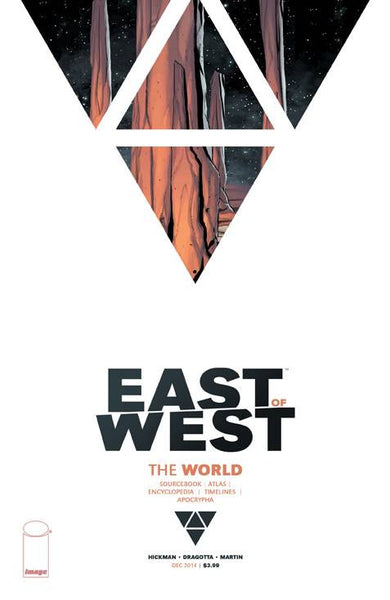 East of West: The World (2014) One-Shot