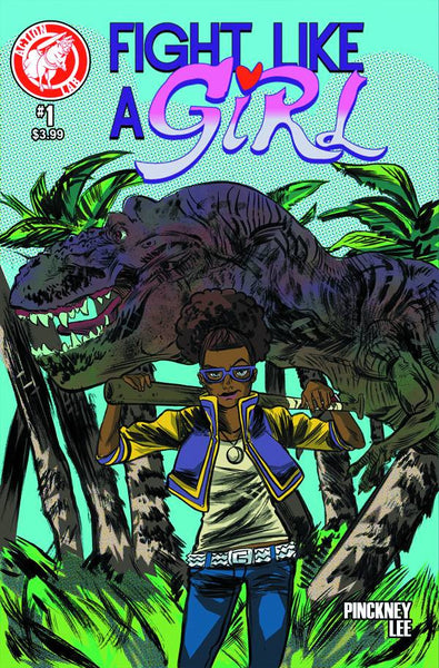 Fight Like A Girl (2014) #1