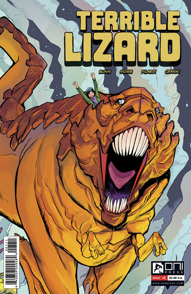 Terrible Lizard (2014) #1