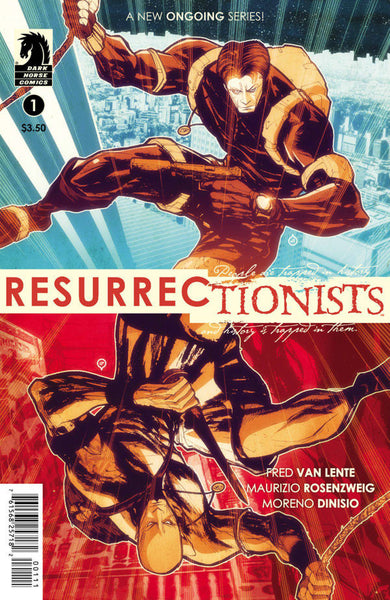 Resurrectionists (2014) #1