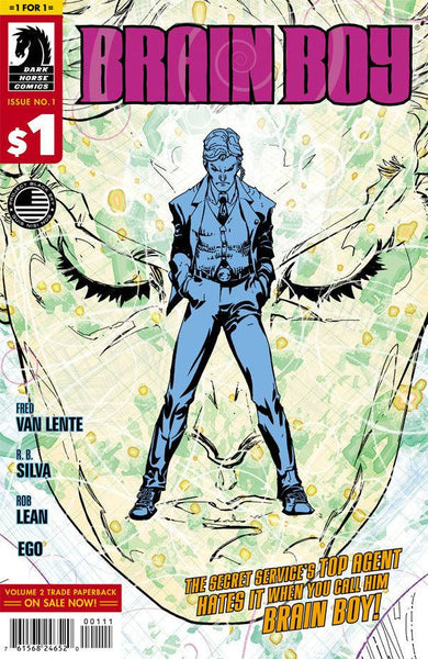 1 For $1 Brain Boy (2014) #1