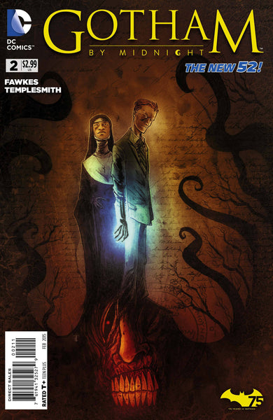 Gotham by Midnight (2014) #2