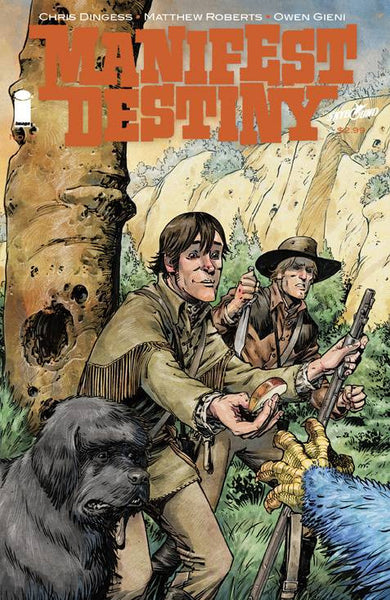 "Manifest Destiny (2013) #13 ""Display"" Variant"
