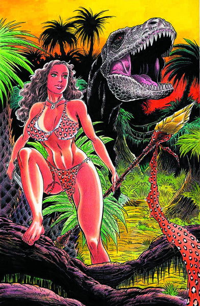 "Cavewoman: The Return (2015) #1 ""Cover B"" Variant"