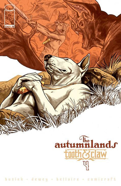 The Autumnlands: Tooth & Claw (2014) #4