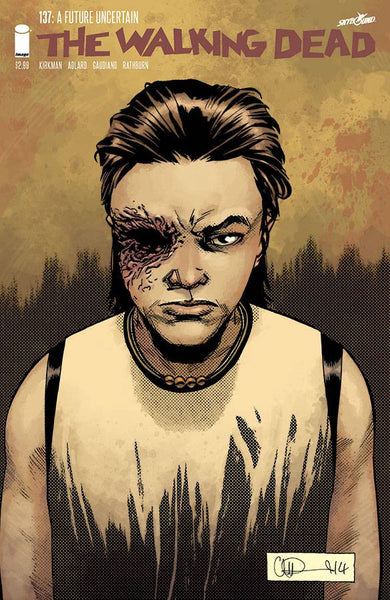 The Walking Dead (2003) #137