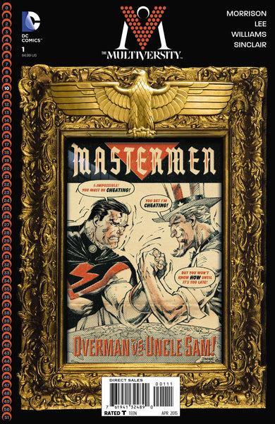 The Multiversity: Mastermen (2015) #1