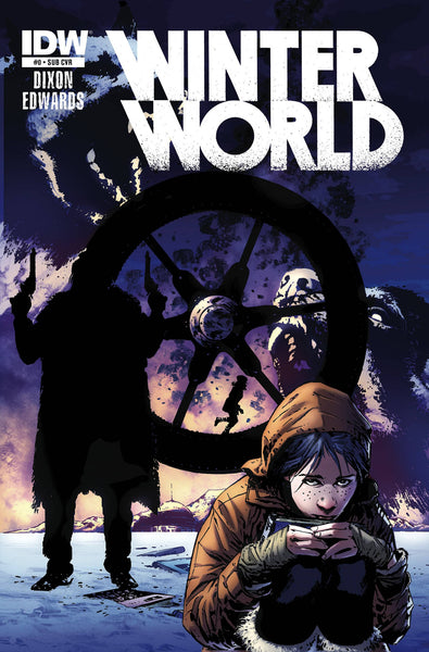 "Winter World (2014) #0 ""Subscription"" Variant"