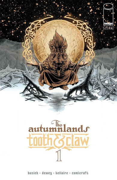 "The Autumnlands: Tooth & Claw (2014) #1 ""Second Print"" Variant"