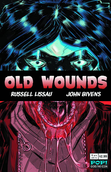 Old Wounds (2015) #1