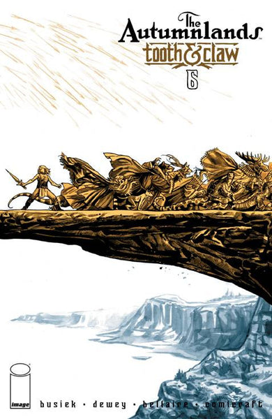 The Autumnlands: Tooth & Claw (2014) #6
