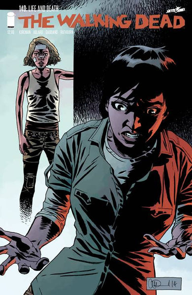 The Walking Dead (2003) #140