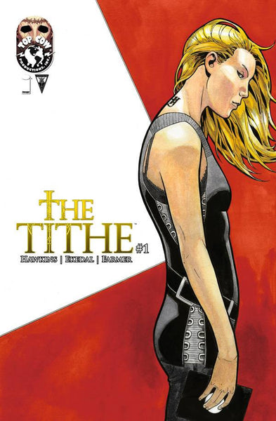 "The Tithe (2015) #1 ""Cover B"" Variant"