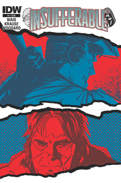 Insufferable (2015) #1