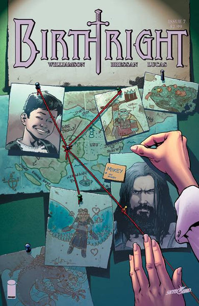 Birthright (2014) #7